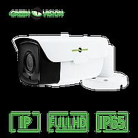 Наружная IP камера GreenVision GV-079-IP-E-COS20VM-40