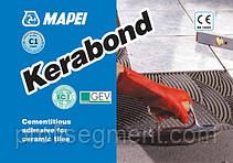 Клей для плитки Mapei KERABOND Т серый 25 кг., фото 3