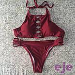 Женский стильный раздельный купальник ( 4 цвета), фото 3