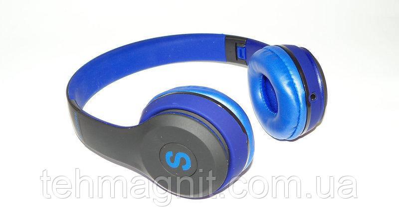 Bluetooth гарнітура навушники TM-019S FM MP3