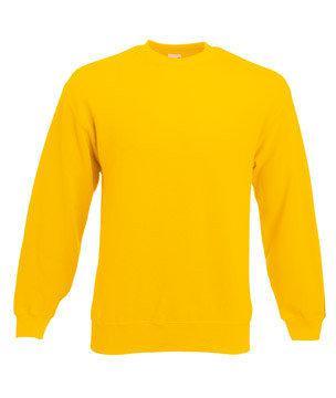 Мужской свитер-реглан утепленный 202-34-В330  fruit of the loom