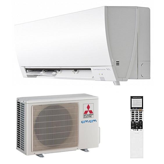 Инверторный кондиционер Mitsubishi Electric до 25 кв.м MSZ-FH25VE/MUZ-FH25VEHZ