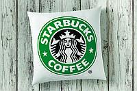 Подушка с логотипом вашей компании