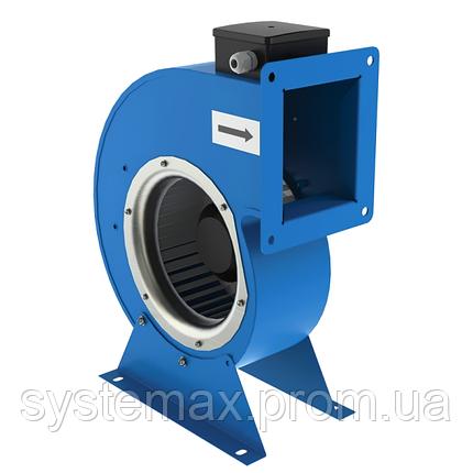 ВЕНТС ВЦУ 2Е 140х60 (VENTS VCU 2E 140x60) спиральный центробежный (радиальный) вентилятор, фото 2