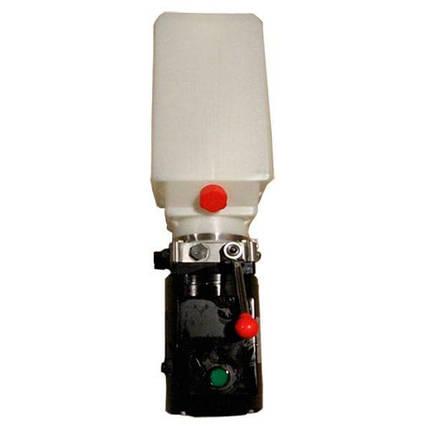 Гидростанция для подъемника с ручным управлением 380В, 103990094 LAUNCH, фото 2