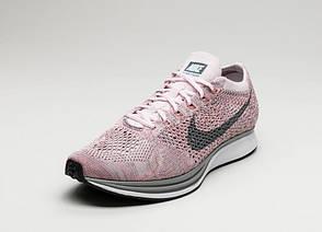 Кроссовки Nike Flyknit Racer Macaron Pack, фото 2