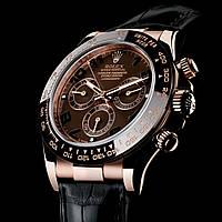Часы Rolex Daytona Rose Gold мужские копия