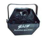 Машина / генератор великих мильних бульбашок Disco Effect D-077