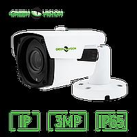 Наружная IP камера GreenVision GV-081-IP-E-COS40VM-40