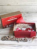 """Шоколадный набор с лого """"Шококрафт 30"""" Корпоративные подарки, Подарки с логотипом, Сувенир с лого, фото 1"""