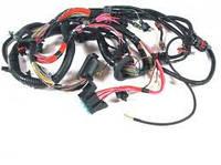 Проводка системы зажигания контроллера ВАЗ 1118 Калина (Bosch М 7.9.7)