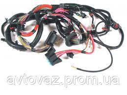 Проводка системи запалювання контролера ВАЗ 1118 Калина (Bosch М 7.9.7)