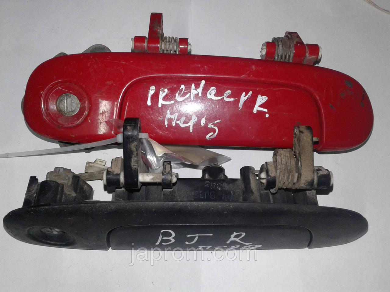 Ручка наружная передней левой двери Mazda 323 BJ 1997-2002г.в.