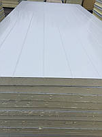 Сендвич-панель ППУ 50мм (пенополиуретан)