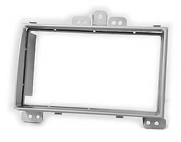Перехідна рамка CARAV 11-677 для HYUNDAI i-20 2009-2012 (Silver)