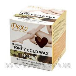 Холодный воск для депиляции Pexo Depilatory Honey Cold Wax Honey ( Мед )