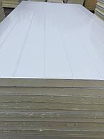 Сендвіч-панелі ППУ 100мм (пінополіуретан) ціна реальна, фото 1