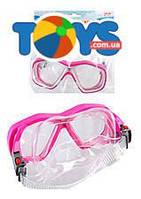Маска для плавания детская «Спорт», M117
