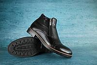 Мужские классические зимние ботинки Vivaro Черные 10535