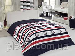 Набор: одеяло 155х215 + простынь 160х260 HARRISBURG U. S. POLO ASSN