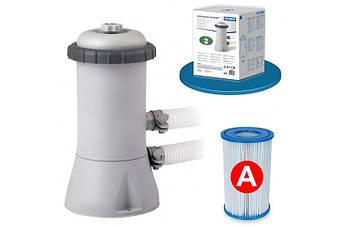 Фильтр насос для бассейна Intex 28604 (58604), мощностью 2006 л/ч