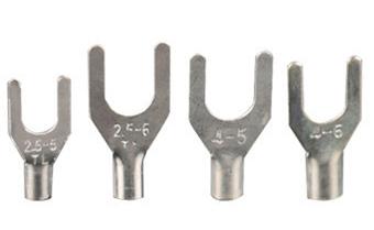 KW 2,5/3 переріз наконечник вилочковый