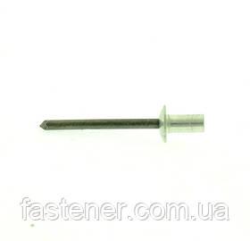 Заклепка герметичная алюм/сталь 4,8х9,5, упак-625 шт, Швеция