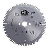 Круг для резки метала KONIG D250 B3.2 d30-32 Z80