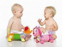 Игрушки для малышей от 6 до 12 месяцев.