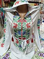 Вышиванка блузка-пайта женская, фото 1