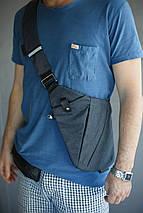 Мужская сумка Мессенджер/Messendger , фото 2