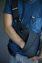 Мужская сумка Мессенджер/Messendger , фото 3