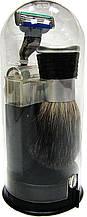 Набір для гоління Rainer Dittmar 1798, чорний
