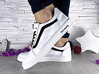 Женские кеды Vans White 10735