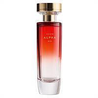 Парфюмерная вода Avon ALPHA for her (Альфа для неё) 50ml