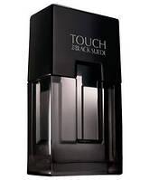 Туалетная вода Avon Black Suede Touch (Блэк Свэйд Тач)  125ml