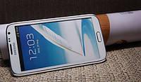 Чехол NILLKIN Samsung N7100 - Super Frosted Shield (White)