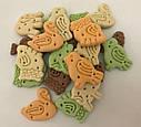 Печенье для собак фигурки животных микс 63 гр.Lolopets, фото 2