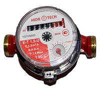 Счетчик холодной воды Гидротек E-T 1,5-U 15Х