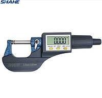 Микрометр цифровой Shahe 5205-25 (0-25мм)
