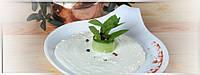 Салат из феты с овечим творогом и йогуртом 200 гр.