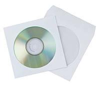 Конверт для CD (с окошком),Megapower