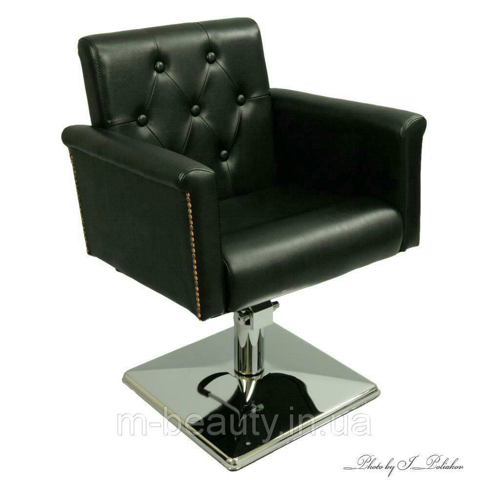 Парикмахерское кресло на гидравлике  А070 кресло для парикмахера салона красоты