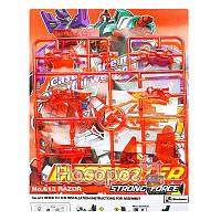 Робот-трансформер 613 (От 3 лет)