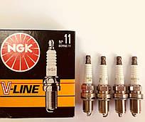 Свечи NGK V-Line 11 BCPR6E-11 / 5282