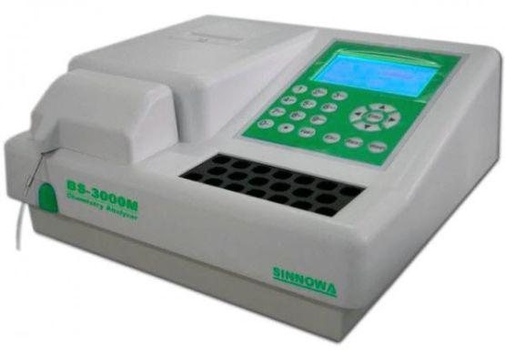 Биохимический полуавтоматический анализатор BS-3000M Sinnowa