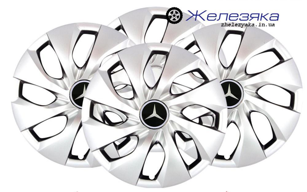 Колпаки на колеса R16 SKS/SJS №416 Mercedes-Benz
