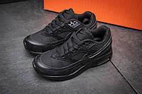 Кроссовки детские, в стиле Nike Air Max , черные (2538-1),  [   31 32 33  ]