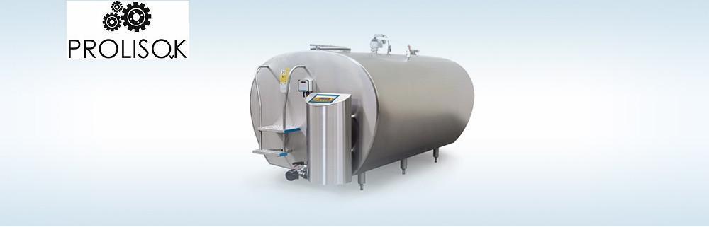 Охладитель молока 1850 л