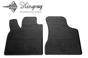 Seat Cordoba  1993-2002 Комплект из 2-х ковриков Черный в салон